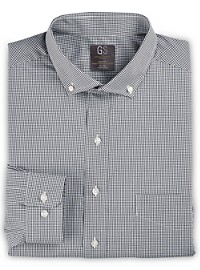 Gold Series Gingham Dress Shirt