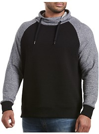 Funnel-Neck Pullover