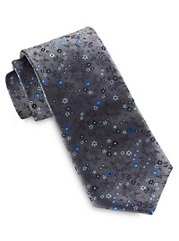 Synrgy Mini Vineyard Floral Tie