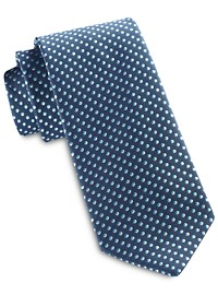 Synrgy InteliStretch Performance Small Two-Tone Dot Tie