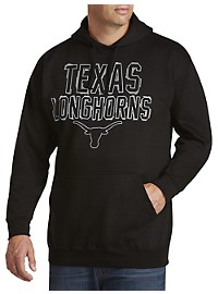 Collegiate University of Texas Black Pop Graphic Hoodie