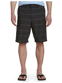 True Nation Houndstooth Cargo Shorts