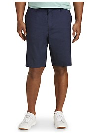 True Nation Stretch Cotton Shorts