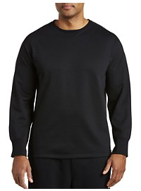 Reebok Speedwick Training Supply Crewneck with Zipper