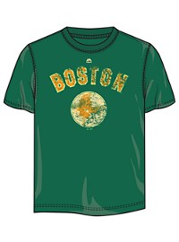 Majestic MLB Celtic Team Tee