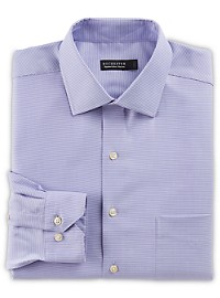 Rochester Non-Iron Mini Houndstooth Dress Shirt