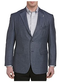 Oak Hill Jacket-Relaxer Heather Check Sport Coat