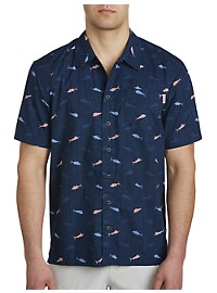 Columbia PFG Printed Trollers Best Shirt