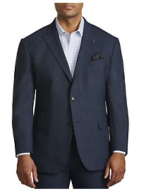 Synrgy Jacket-Relaxer Performance Mélange Suit Jacket