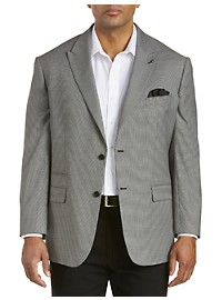 Synrgy Jacket-Relaxer Performance Bone-Weave Sport Coat