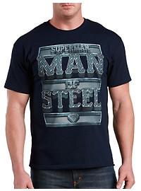 Man of Steel Graphic Tee