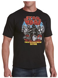 Star Wars Coming To A Galaxy Near You Graphic Tee