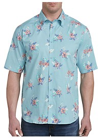 PX Clothing Hawaiian Sport Shirt