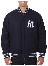 MLB Reversible Wool Jacket