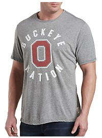 Retro Brand Ohio State Buckeye Nation Tee