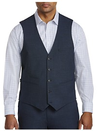 Synrgy Performance Mélange Suit Vest