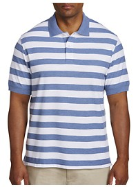 Harbor Bay Large Stripe Polo