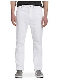 True Nation Bull Twill Athletic-Fit Jeans