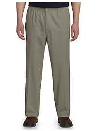 Harbor Bay Elastic-Waist Pants