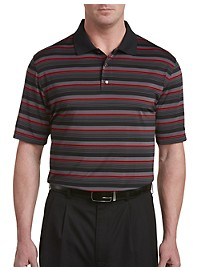 Reebok Golf Speedwick Tour Perfect Stripe Polo