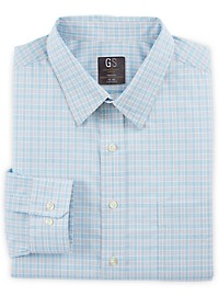 Gold Series Medium Check Dress Shirt