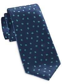 Synrgy Performance Floral Tie