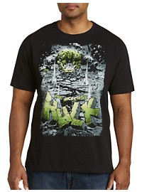 Hulk Quake Graphic Tee