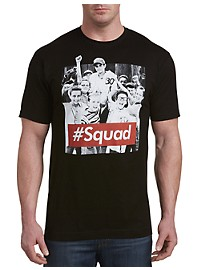 Sandlot Squad Graphic Tee