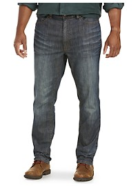 True Nation Taper-Fit Stretch Jeans