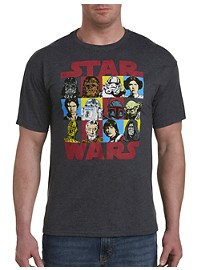 Star Wars Group Graphic Tee