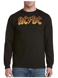 AC/DC Let There Be Rock Long-Sleeve Graphic Tee