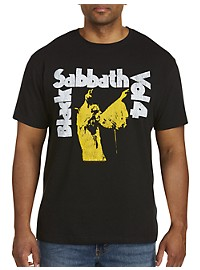 Black Sabbath Volume 4 Graphic Tee