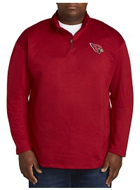 NFL Textured 1/4-Zip Pullover