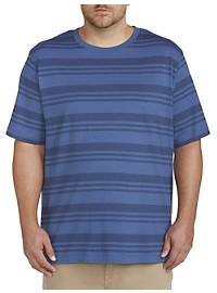 Harbor Bay No-Pocket Stripe Tee