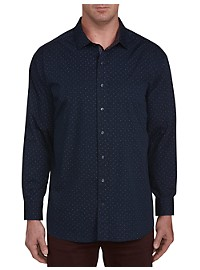 Synrgy Arrow Print Sport Shirt