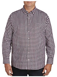 Oak Hill Small Plaid Sport Shirt