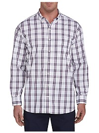 Oak Hill Windowpane Sport Shirt
