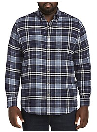 Harbor Bay Multicolored Flannel Shirt