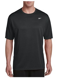 Reebok Heathered Speedwick Tech Tee