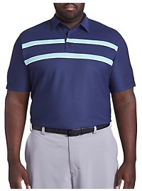 Reebok Speedwick Stripe Polo Shirt