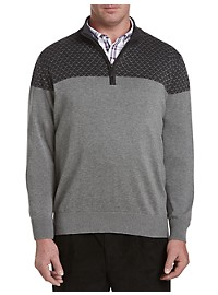 Oak Hill 1/4-Zip Sweater