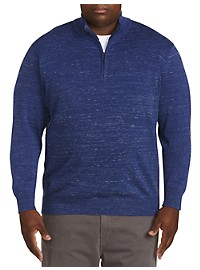 Synrgy Marled 1/4-Zip Pullover