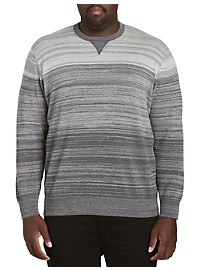 True Nation Marled Stripe Sweater