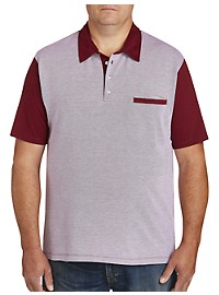 Harbor Bay Contrast Polo Shirt