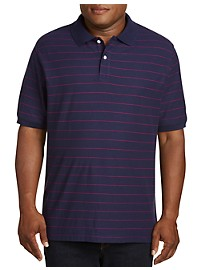 Harbor Bay Stripe Polo Shirt