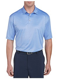 Reebok Graphic Mini Dot Polo Shirt