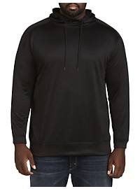 Reebok Long-Sleeve Hooded Tech Top