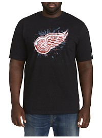 adidas NHL Black Pop Tee