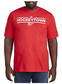 adidas NHL Team Motto Tee