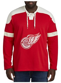 adidas NHL Lace-Up Pullover